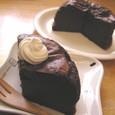 チョコだけケーキ